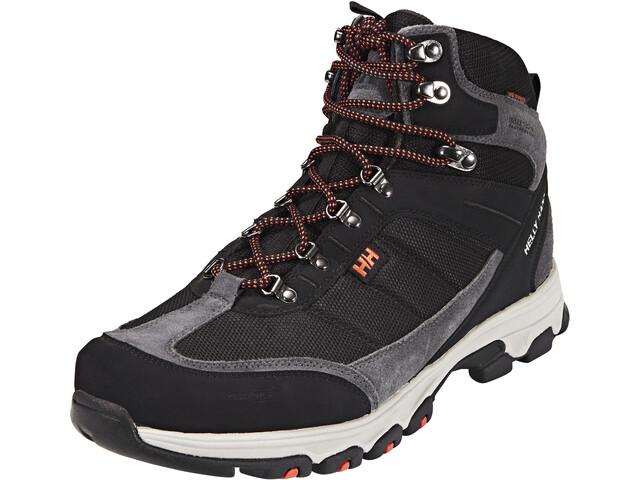 Helly Hansen Rapide Mid Mesh HT Shoes Men black / ebony / rusty fire